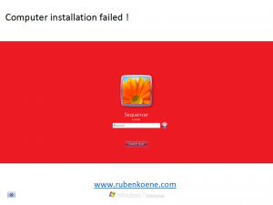 Deploy_failed